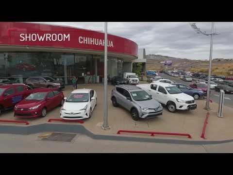 Sucursal Toyota Chihuahua Chihuahua