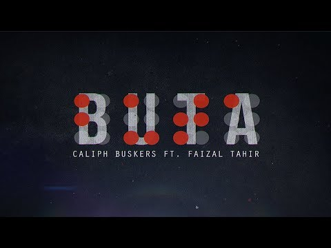 Buta (Official Lyric Video) - Caliph Buskers ft. Faizal Tahir
