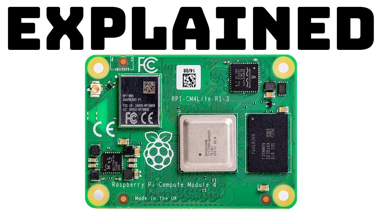 Discussing Raspberry Pi Compute Module 4