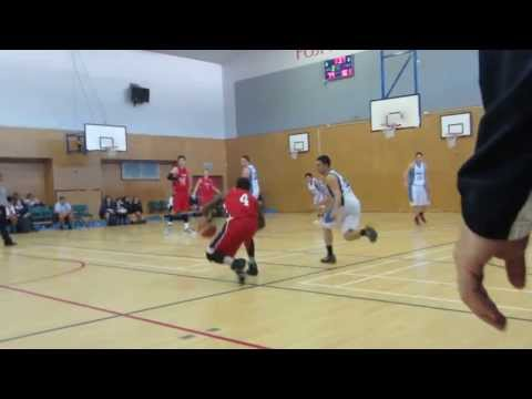 Athletes in Action vs. Fraser High School/Alumni 2013