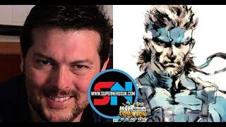 David Hayter live at Manchester MCM Comic Con 2017