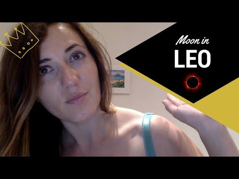 The Moon In Leo from YouTube · Duration:  14 minutes 10 seconds