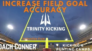 Increasing Field Goal Accuracy