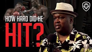 Was Mike Tyson the Hardest Puncher?