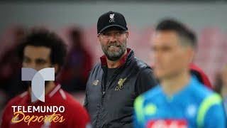 Klopp y Liverpool de la final de Champions League a ¿la eliminación?   Telemundo Deportes