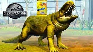 恐竜時代のワニ『プレストスクス』が凄すぎ!ランキング最下位から1位を目指そう!#28【 Jurassic World: The Game 】実況 thumbnail