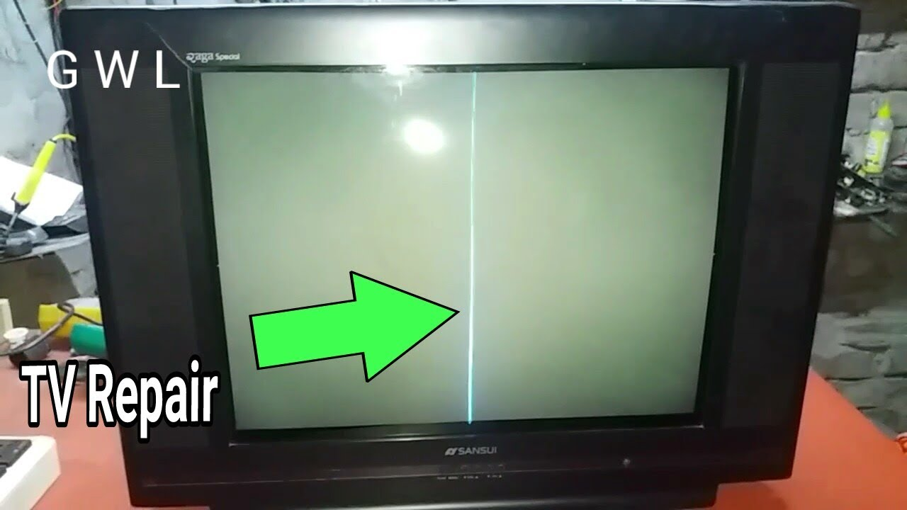 how to repair crt tv pdf