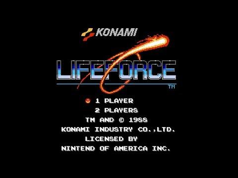 Life Force (NES): Полное Прохождение