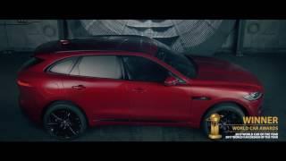 Jaguar F-PACE | Лучший автомобиль 2017 года