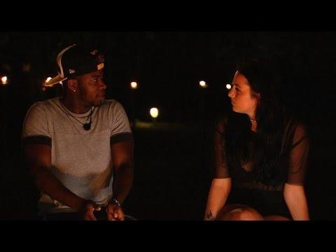 Jefferson: 'Je slaapt met iemand op tv?' - TEMPTATION ISLAND