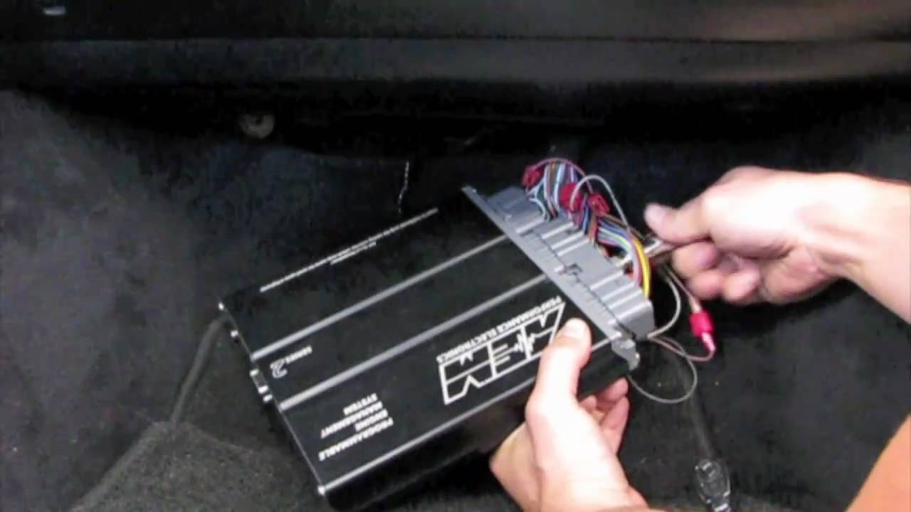 Fsr Aem Series 2 Installation And Dyno Supra Sc300 Youtube Wiring Harness