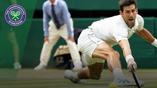 Hot Shots - Day 12 | Wimbledon 2018