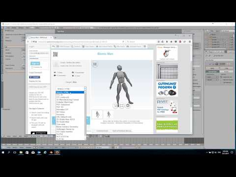 Blender Add-on - PARTcloud.net - 3D Printing & Sharing Community