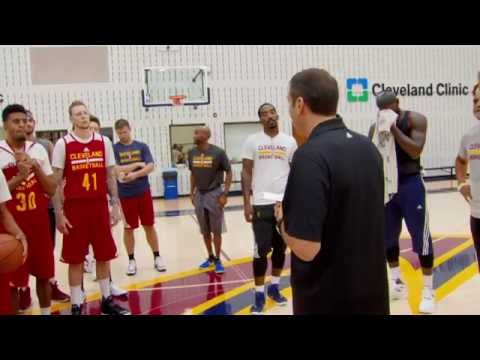 Real Training Camp Week – All Access: Cleveland Cavaliers