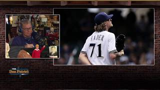 Dan Patrick Reacts to Brewers' Fans Standing Ovation for Josh Hader | 7/23/18