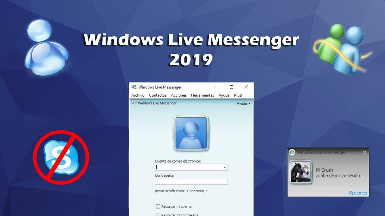 Como Revivir Windows Live Messenger en el 2019 | Badillold Tech
