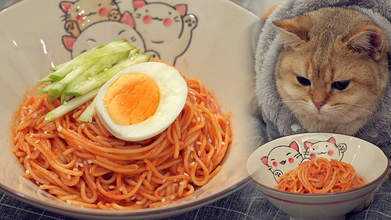 Spicy Noodle (Korean Street Food) - 韓国の激辛ラーメン の作り方