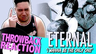 Eternal Ft. Bebe Winans - I Wanna Be The Only One (The Big Reunion Live Concert 2014) REACTION!!!