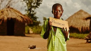 The Poza Project - Painting Peace with Rescued Child Soldiers