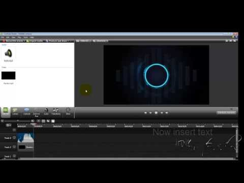 How to make a stunning intro using camtasia studio