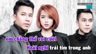 The Men - Có Yêu Thật Lòng ft. Hải Băng (Official Karaoke)