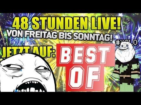 Best Of 48h Livestream - Ungespielt - [German][HD]