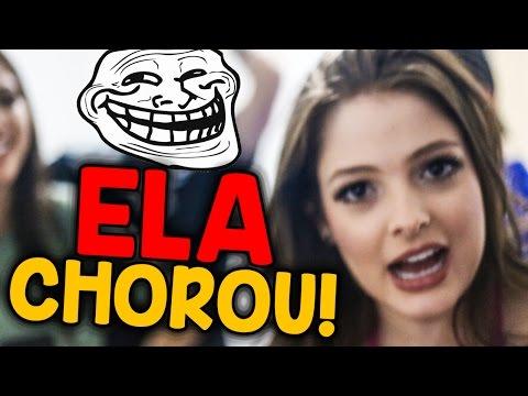 ASSALTARAM A MINHA CASA !!! - TROLLANDO A STELLA !!