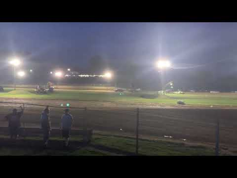 Paragon Speedway Heat Race 09/06/19