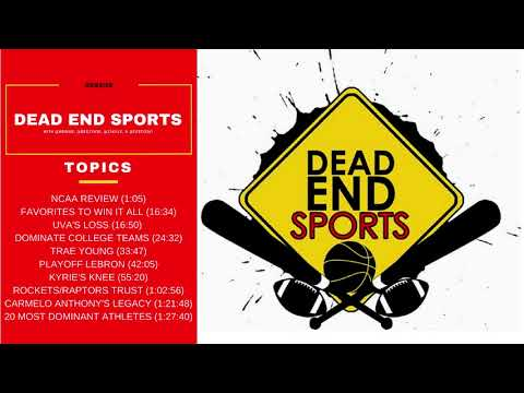 Bracket Hell, Playoff Lebron, 20 Most Dominant Athletes | Dead End Sports