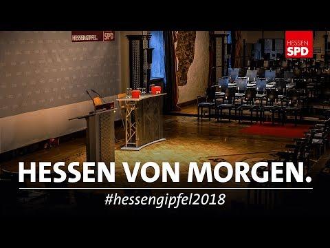 Hessengipfel 2018 in Friedewald