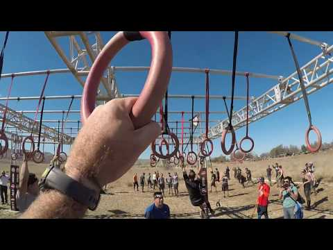 Spartan Race 2018 - SoCal Sprint - Chino, CA - 1/28/18 (GoPro Video)