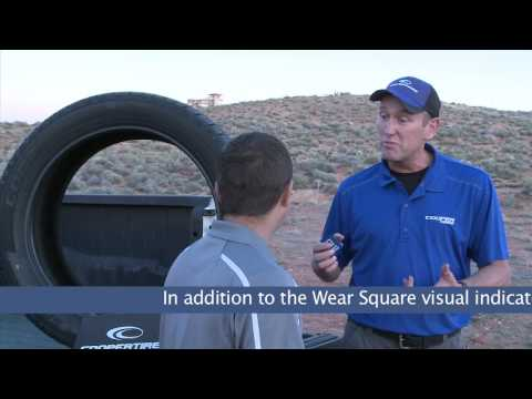 Cooper Tire Wear Square
