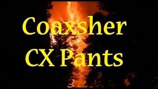 Coaxsher CX Wildland Vent Pant, Tecasafe