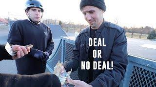 BMX DEAL OR NO DEAL!