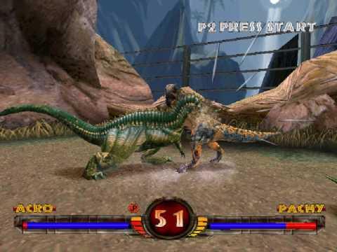 Warpath Jurassic Park: Acrocanthosaurus