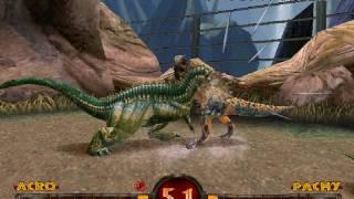 Acrocanthosaurus the High-Spined Lizard - Warpath Jurassic Park