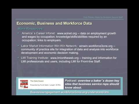 Module 1:1: Four Primary Roles for Business Services Staff June 9, 2014