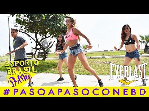 DURO Y SUAVE | COREOGRAFIA PASO A PASO CON BRENDA CARVALHO