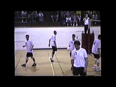 Antelope Valley High School Volleyball 1993
