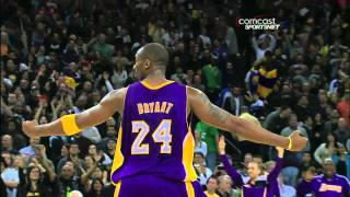 Kobe Bryant - Show goes on