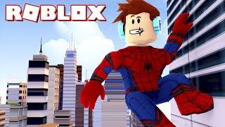 Roblox - A VOLTA DO HOMEM-ARANHA!! ( SPIDER-MAN ROBLOX )