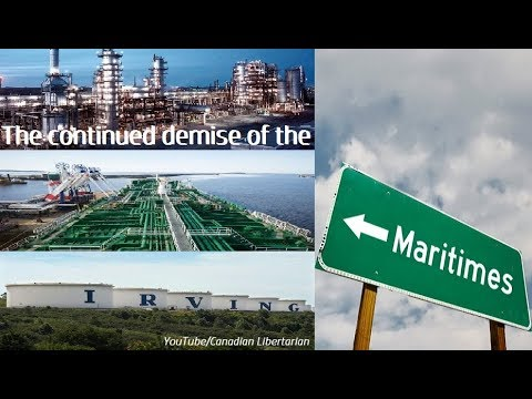 The continued demise of the Maritimes