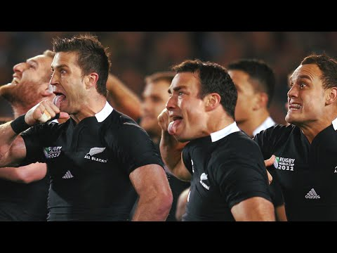 The Greatest haka EVER?