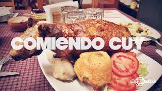 Comiendo Cuy - Perú #10