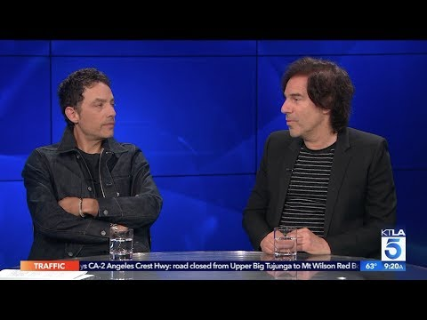 "Andrew Slater & Jakob Dylan On Their New Documentary ""Echo In The Canyon"""
