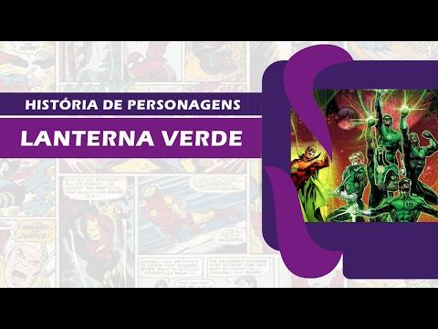 a-história-do-lanterna-verde