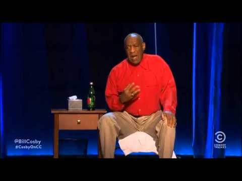 Bill Cosby - My Friend Ed (Friends vs Wives)
