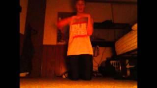 Dubstep Dancing - Bass Nectar