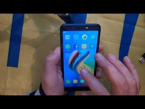 Разблокировка телефона TECNO (Android 8 1)