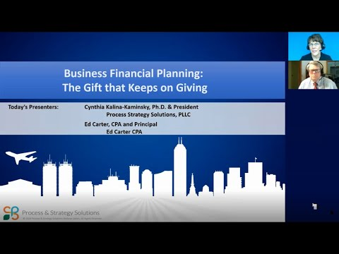 Combine financial and performance planning using simple options that work